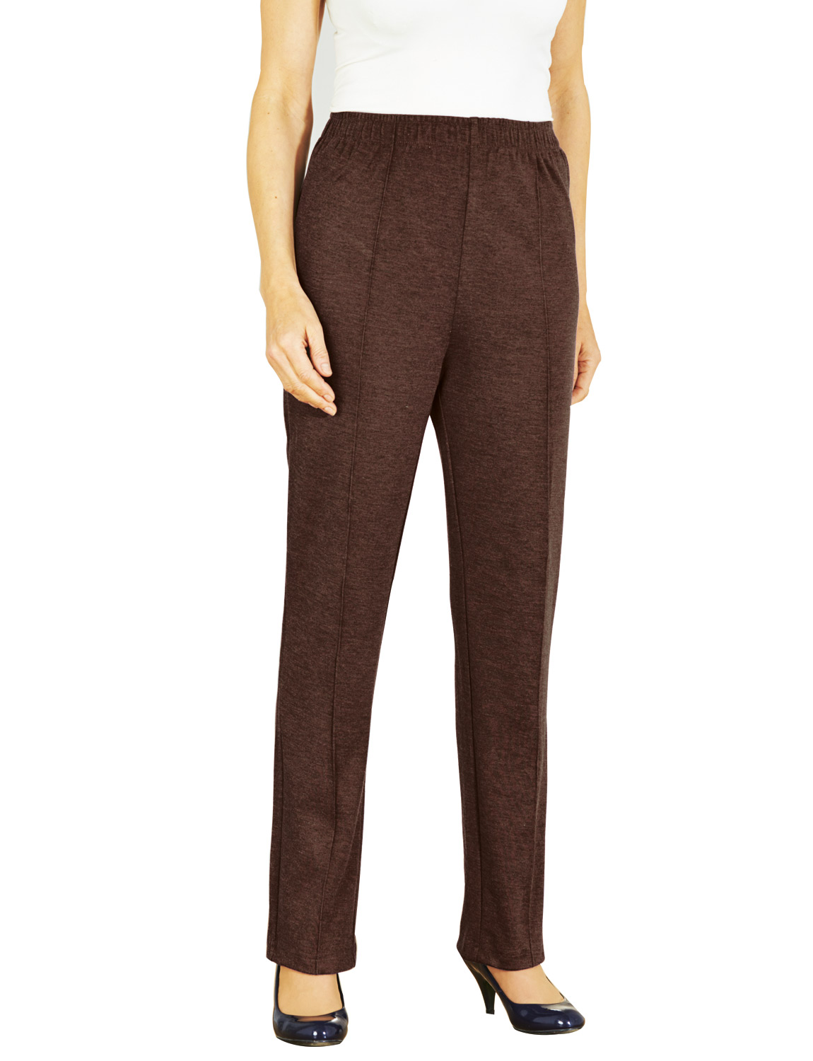 Find great deals on eBay for ladies pull on trousers. Shop with confidence.
