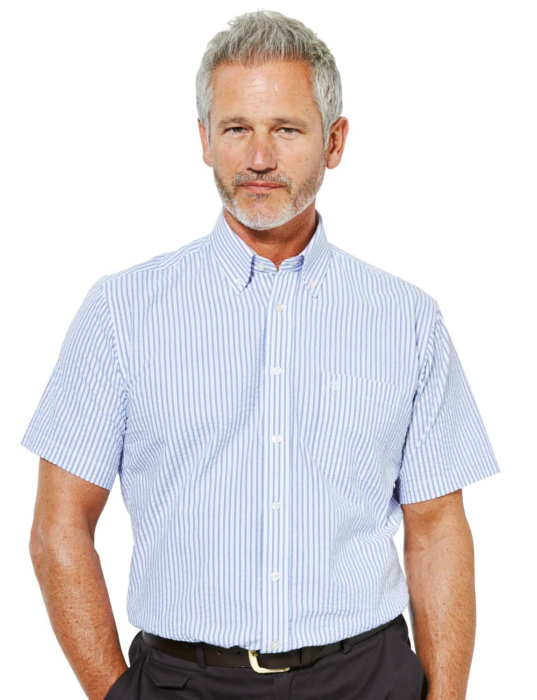 Mens Seersucker Shirts 47