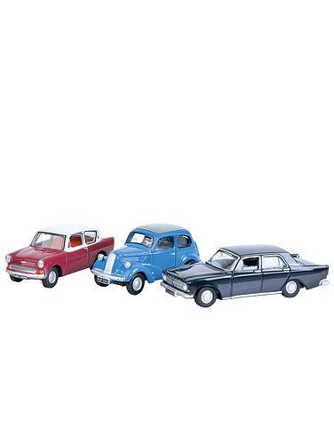 Classic Ford Anglia