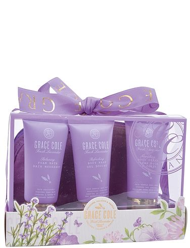 Grace Cole Gift Lavender Set