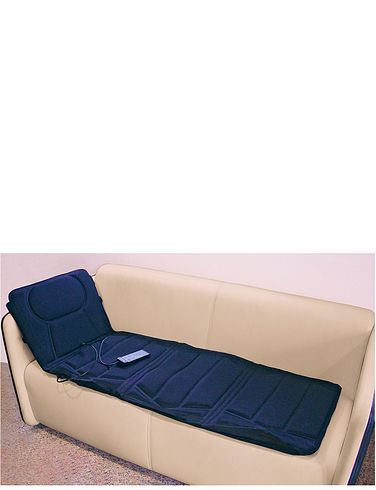 Soothing Heat Therapy Massage Mattress.
