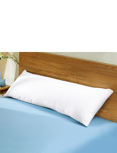 Bolster Pillowcase (Pair).