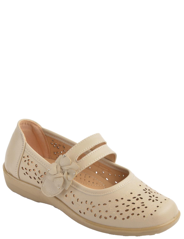 Señoras fácil ajuste ajustable Toque Fijar Zapatos