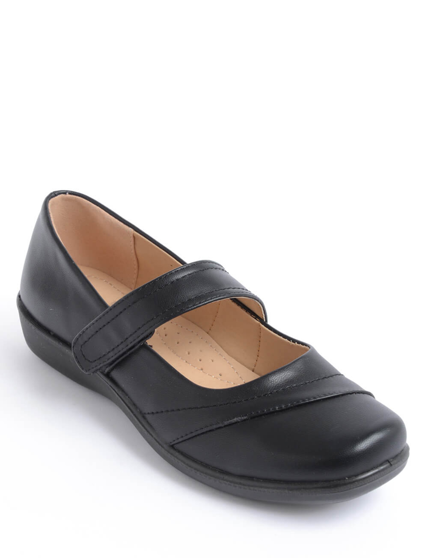Zapato con cierre señoras Touch
