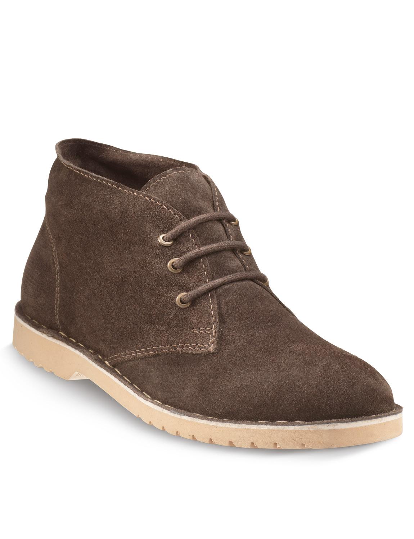 Mens Classic Arizona Suede Desert Boots