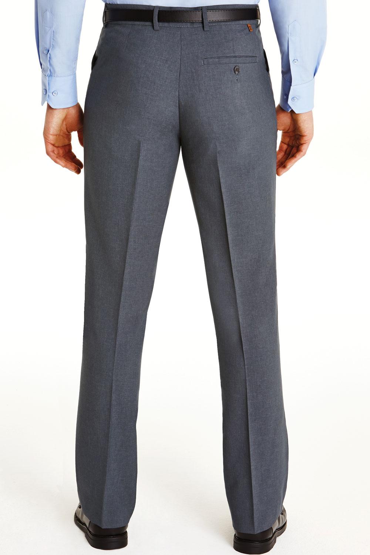 Hombre-Pantalones-Farah-Frogmouth-Formal-Inteligente-Pantalones-de-bolsillo miniatura 3