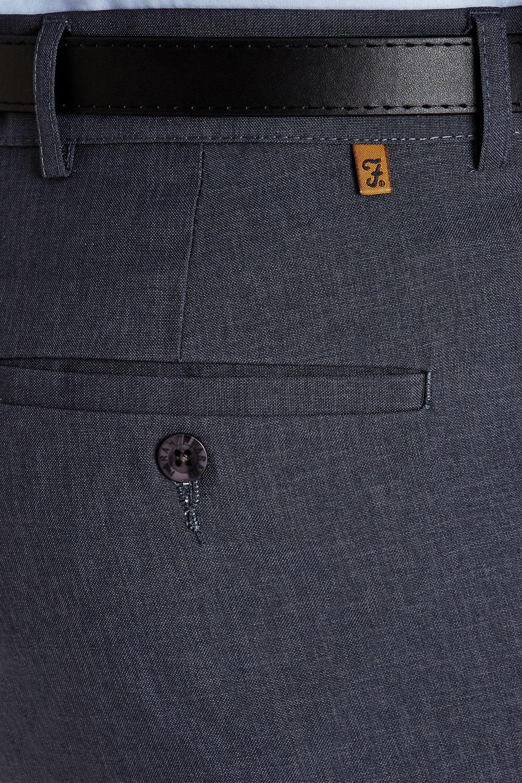 Hombre-Pantalones-Farah-Frogmouth-Formal-Inteligente-Pantalones-de-bolsillo miniatura 5