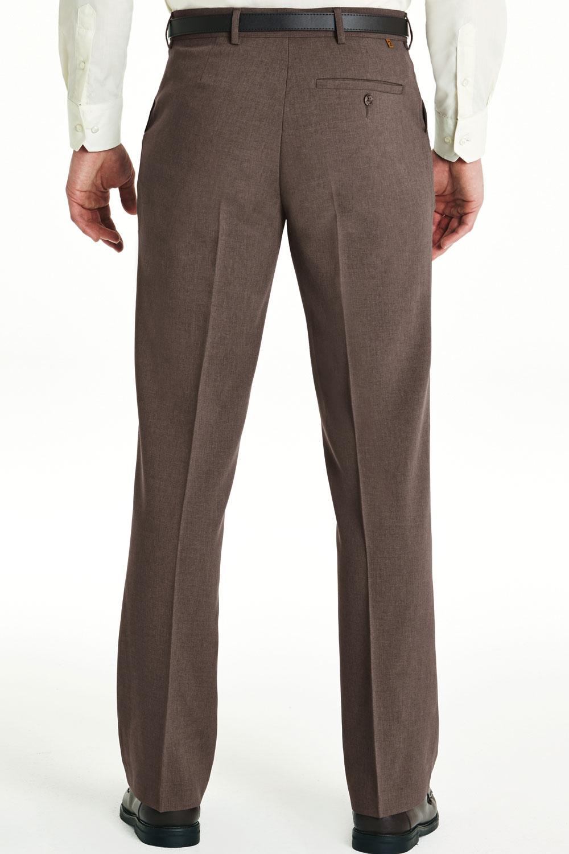 Hombre-Pantalones-Farah-Frogmouth-Formal-Inteligente-Pantalones-de-bolsillo miniatura 7