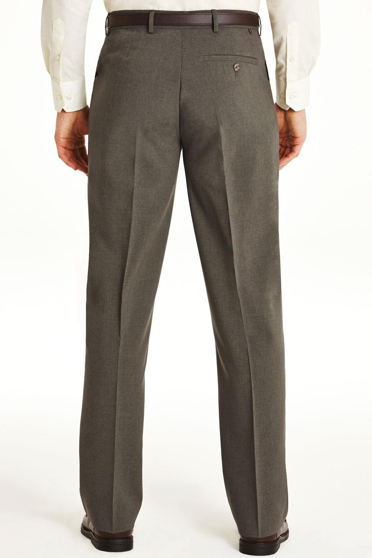 Hombre-Pantalones-Farah-Frogmouth-Formal-Inteligente-Pantalones-de-bolsillo miniatura 27