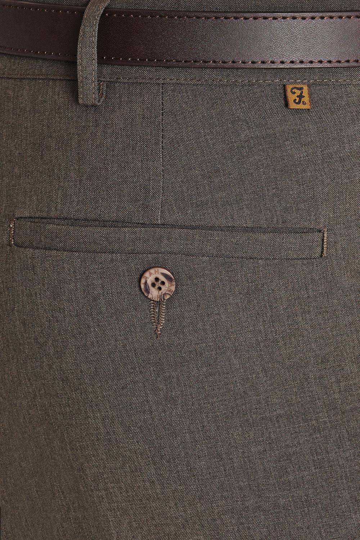 Hombre-Pantalones-Farah-Frogmouth-Formal-Inteligente-Pantalones-de-bolsillo miniatura 29