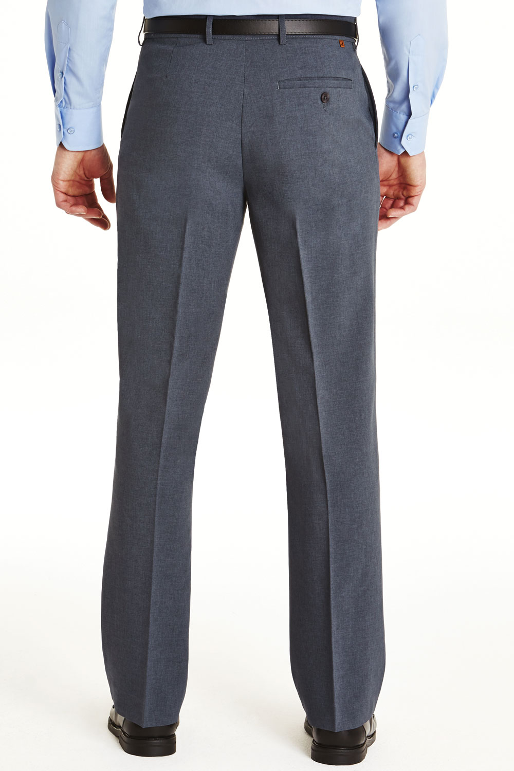 Mens-Farah-Slant-Pocket-Formal-Classic-Trouser-Pants thumbnail 3