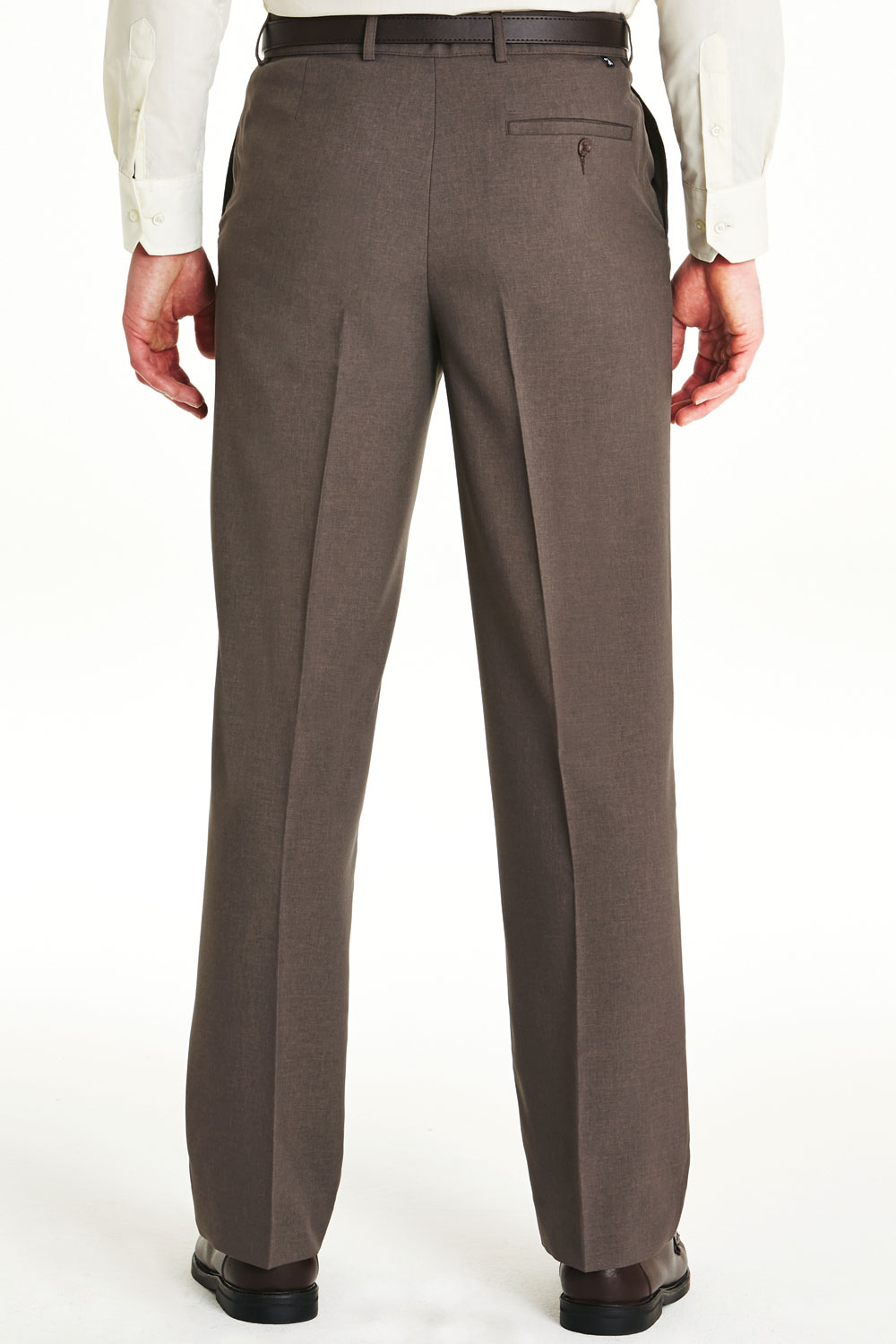 Mens-Farah-Slant-Pocket-Formal-Classic-Trouser-Pants thumbnail 7