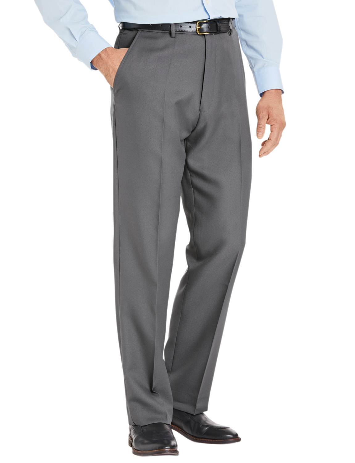 6ede306d74f Mens Chums HIGH-RISE Poly Twill Trouser Pants With Stretch Waist