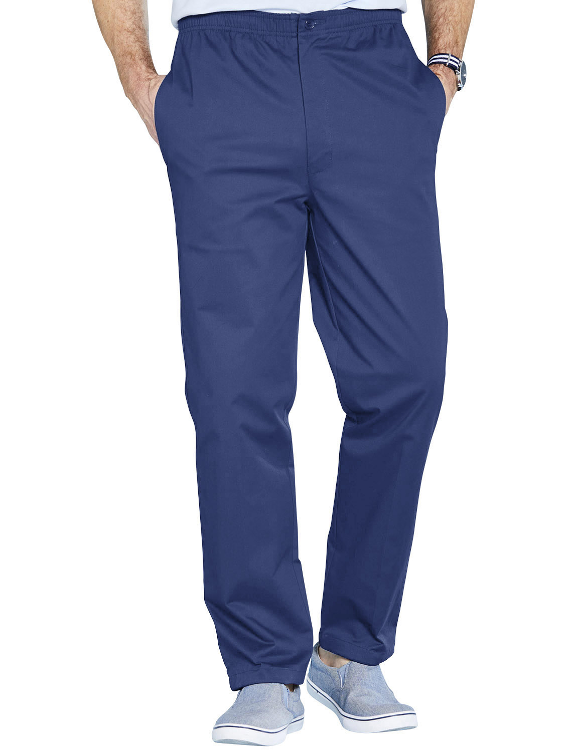 7d97a0c727e Mens Chums High Rise Pull on Trouser 46 29 MX029NAV4629 Navy. About this  product. Picture 1 of 4  Picture 2 of 4  Picture 3 of 4 ...