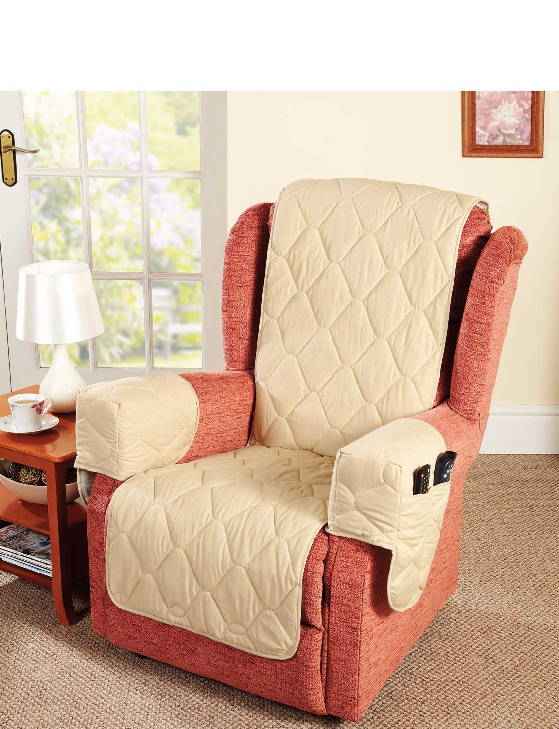 Plain Quilted Furniture Protectors Ebay